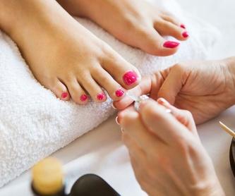 Tratamientos corporales: Servicios de Spacio Nails Tenerife