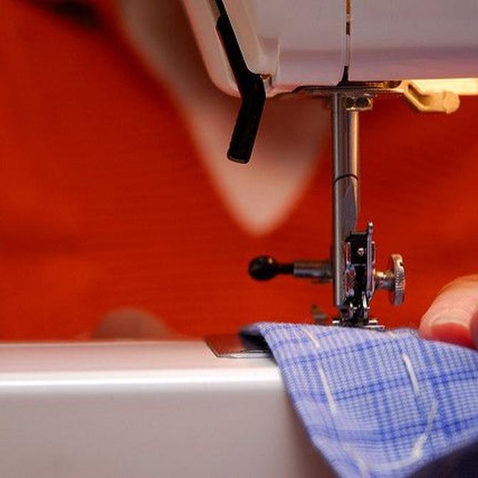 Hecho en casa con la máquina de coser