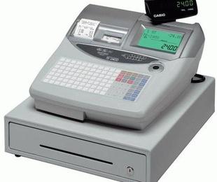 Registradora CASIO TE-2400