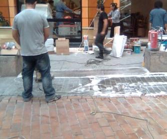 Decapado de suelos: Limpiezas de Limpiezas Vimaram, S.L.