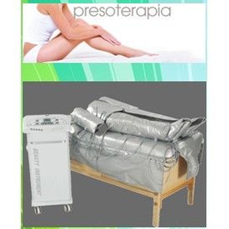 Presoterapia: Tratamientos de Rosana Montiano - Salón de Belleza