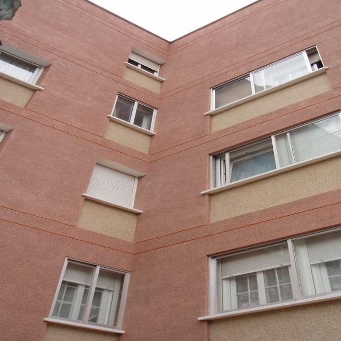 Rehabilitación de fachadas, o lo que es lo mismo, ventajas de fachadas