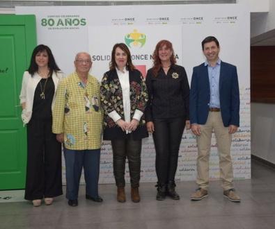 ONCE galardona la solidaridad de la sociedad navarra