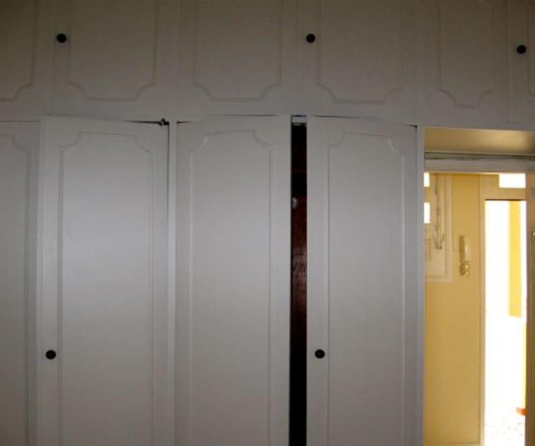 Las puertas de los muebles