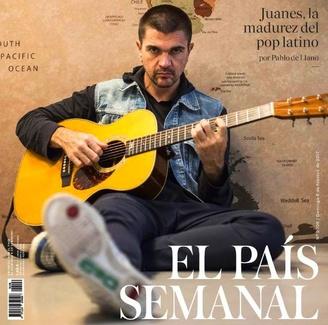 Colaboración con El País Semanal