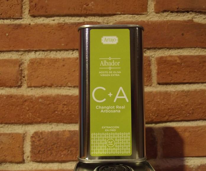Albador C+A: Catálogo de López Pascual