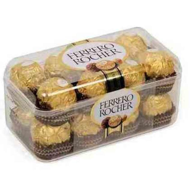 Bombones Ferrero Rocher: Catálogo de Regalos de Floresdalia.com