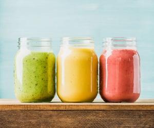 Mezcla de frutas y verduras para zumos y smoothies