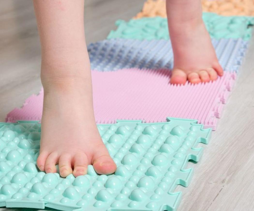 Tratamientos para el pie plano infantil