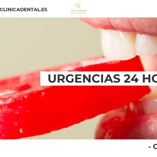 Urgencias dentales 24 horas en Chamberí: Clínica dental Moncloa
