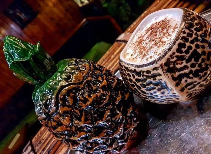 Dulce: Cócteles de Aloha