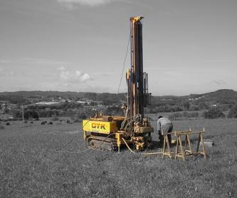 Ensayos de consolidación, hinchamiento y colapso: Servicios ofertados de GTK Laboratorio Geotécnico