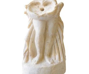 Esculturas femeninas (Diosa Venus y Ninfas)