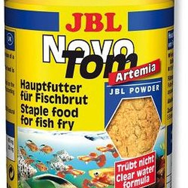 JBL NovoTom Artemia.