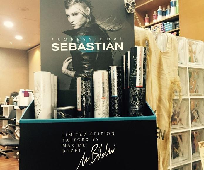 productos Sebastián en Asia Peluquería