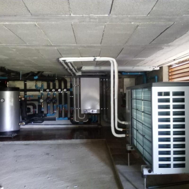 Climatización: Servicios de Instalaciones Regodauga