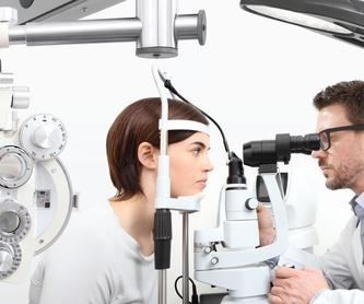 Tonometría: Servicios de Óptica Art Visual