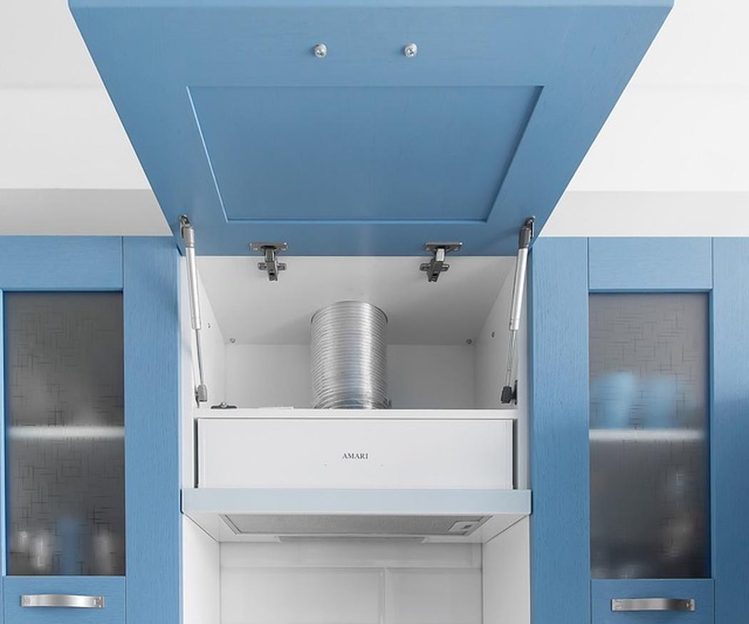 El atractivo visual y la estética de las campanas de cocinas
