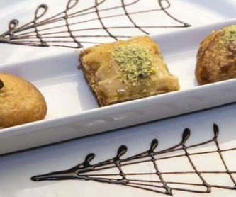 Deliciosos postres turcos