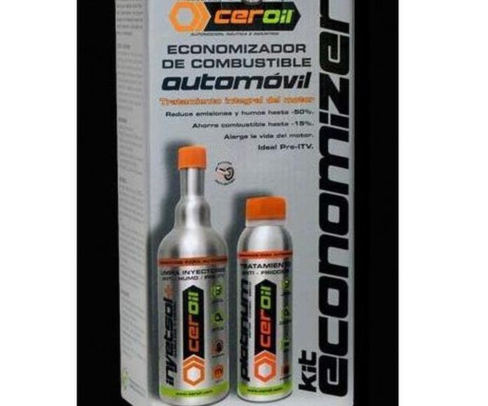 Ceroil kit Economizer auto: Productos de Sucesor de Benigno González