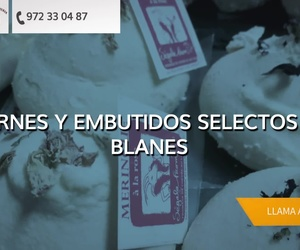 Carnes de primera calidad en Blanes | Can Burguet