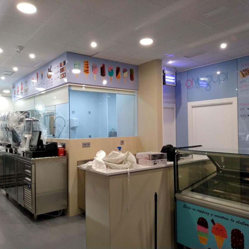 AISLAMIENTO ACÚSTICO CAFETERÍAS, BARES Y RESTAURANTES: Productos y servicios  de Acoustic Drywall