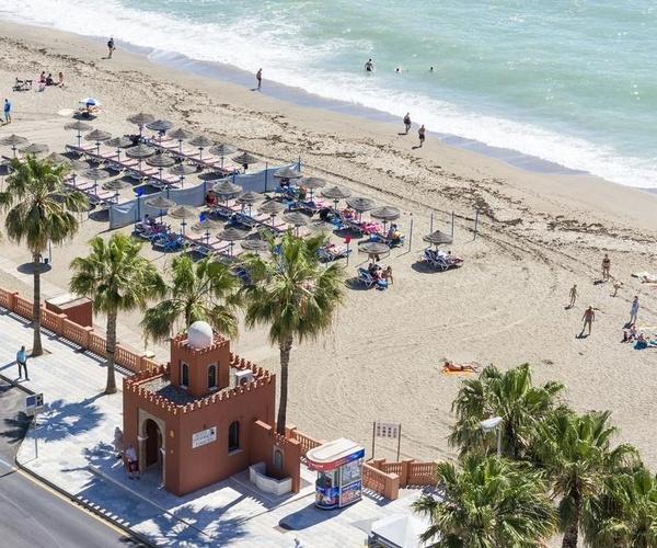 Alojamientos baratos en Málaga cerca de la playa