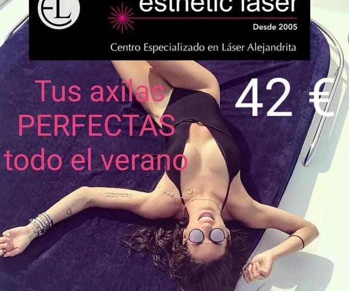 Centro especializado en láser Alejandrita