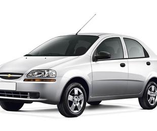 Chevrolet Kalos largo