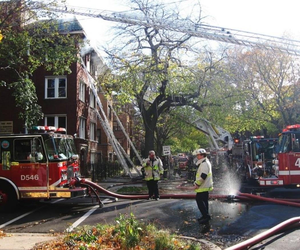 Cómo actuar ante un incendio en casa (II)