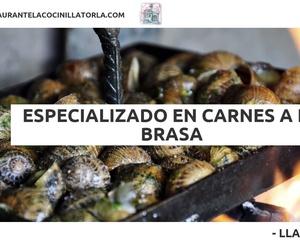 Restaurante en Torla | La Cocinilla