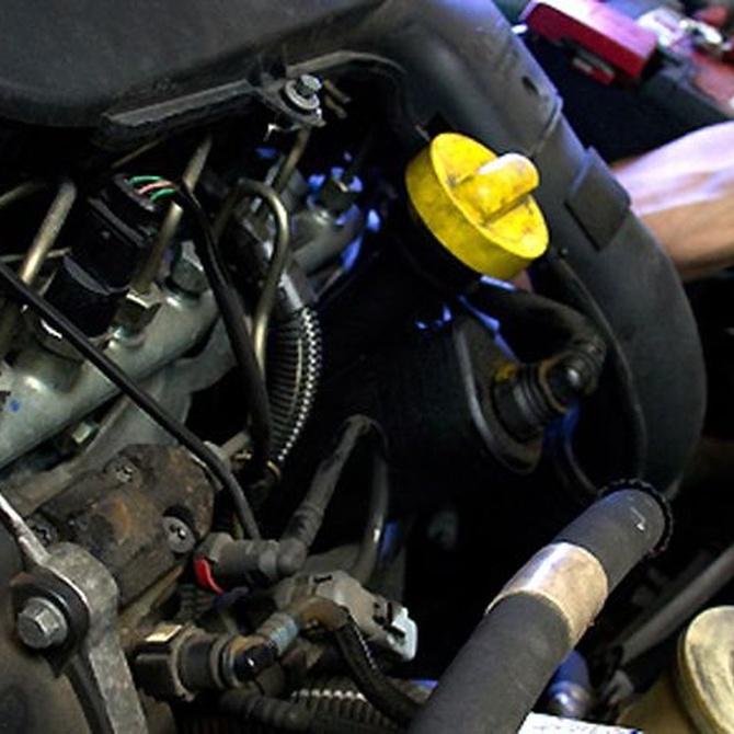 Las ventajas de los motores diésel
