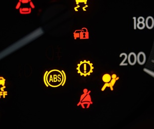 Electrónica del automóvil