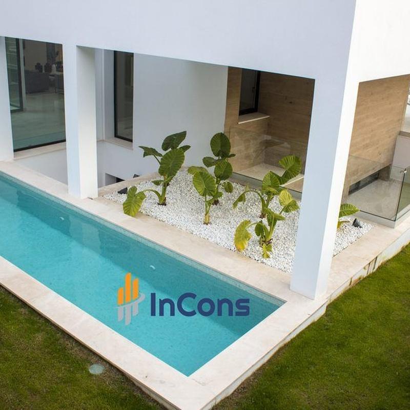 Mantenimiento de comunidades: Servicios de InCons Constructora