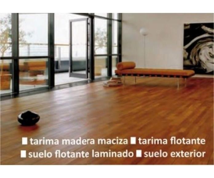 Suelos: Productos y Servicios de Muebles y Decoración Puente