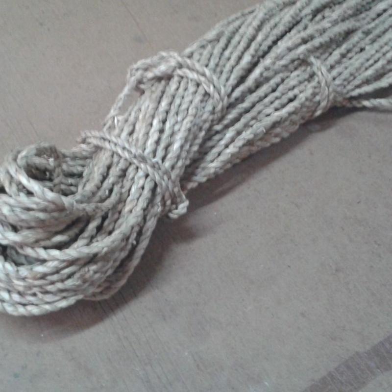cuerda seagrass, cuerda de algas