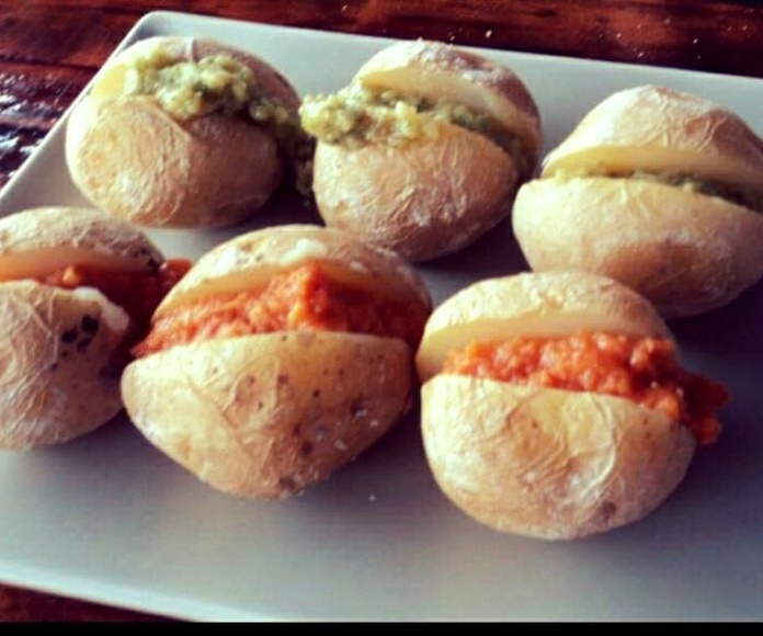 Cocina canaria: Especialidades de Tasca Villera