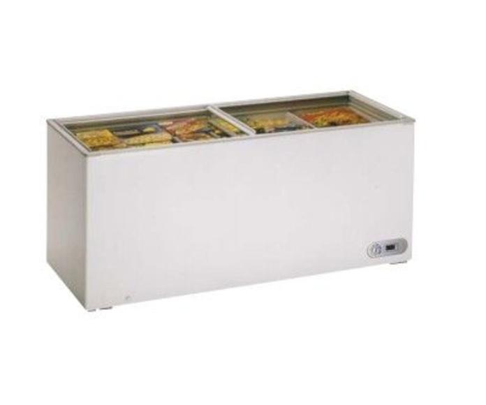 Congeladores tapa de cristal: Catálogo de Durán Frío Industrial, S.L.