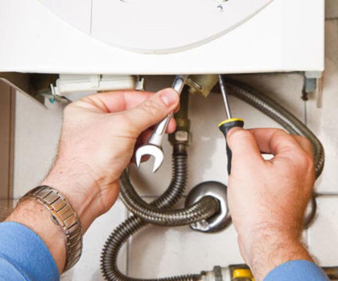 Mantenimiento de calderas/calentadores: ¿Qué hacemos? de Guesa