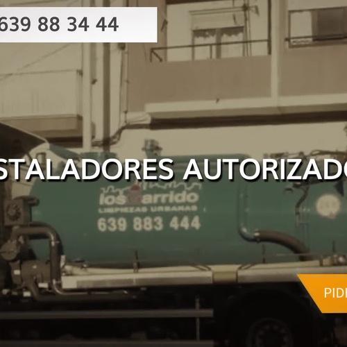 Desatascos urgentes en Alicante | Los Garrido Limpiezas Urbanas