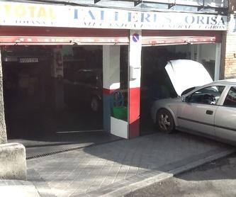 Neumáticos: Servicios de Talleres F. Girón, S.L.