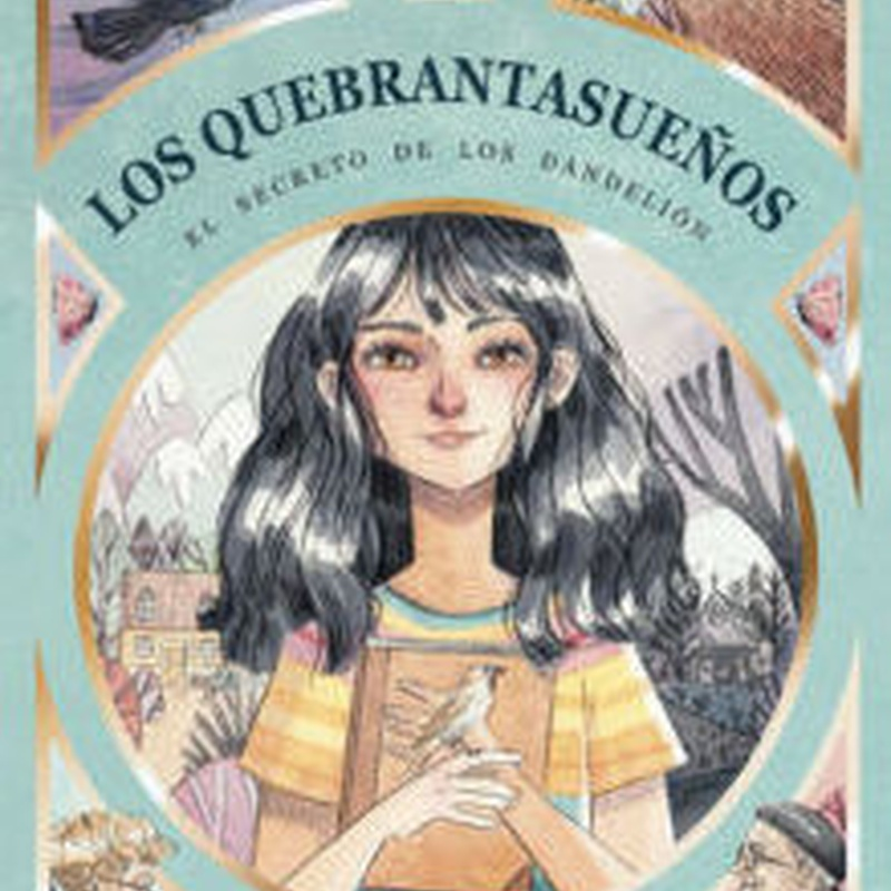 LOS QUEBRANTASUEÑOS: El Bosque de las Palabras de Librería Infantil El Hada Lucía