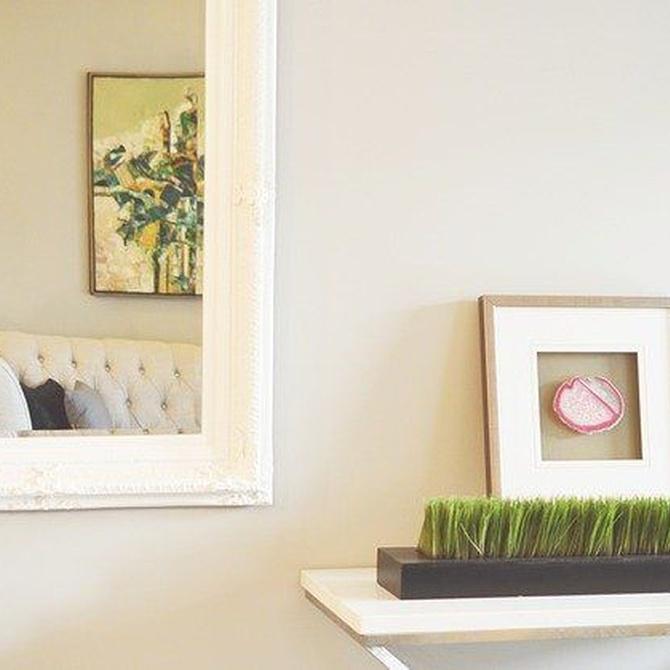 Consejos para decorar con espejos tu hogar
