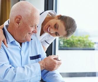 Atención auxiliares de clínica : Servicios  de Años Dorados II Centro Residencial para Mayores