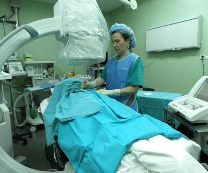 Tratamiento de Hernia discal  ozonoterapia Asturias Dolor
