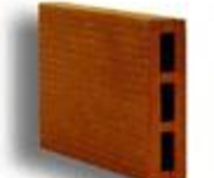 Rasilla 2.5 cm: Catálogo de Materiales de Construcción J. B.