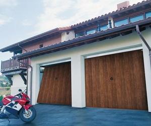 Basculante residencial