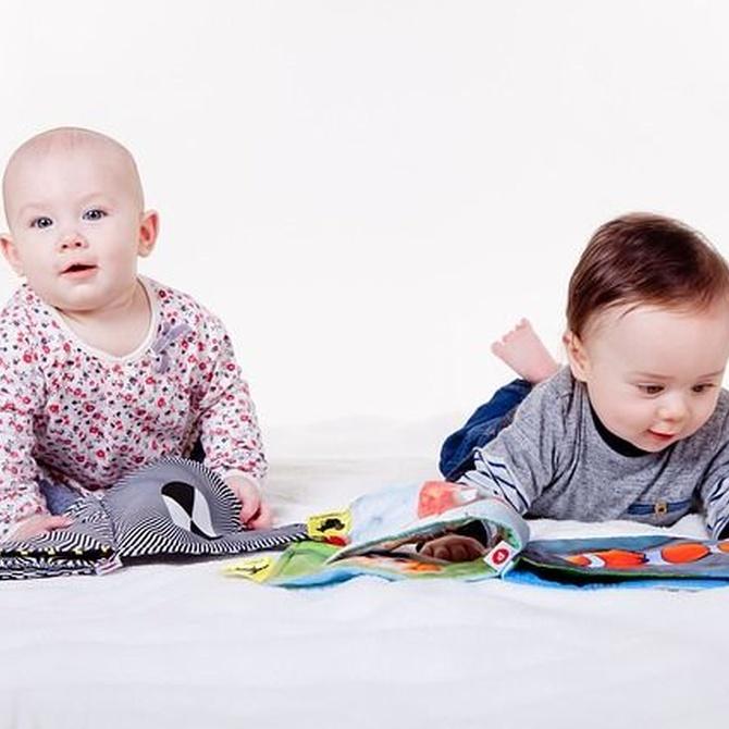 Actividades sensoriales para el desarrollo infantil