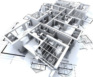 Obra de uso residencial nueva