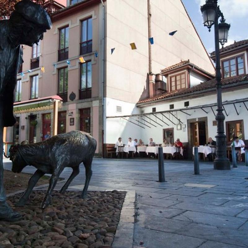 Restaurante: El Restaurante de Casa Tataguyo